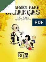 Livro eBook Sermoes Para Criancas