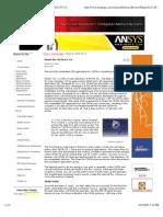 DesktopEngineeringreviewofFluentforCATIAV52.0