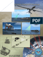 DoD Unmanned Systems Integrated Roadmap FY2013-2038