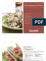 EatingWell Lunch Recipes for Work