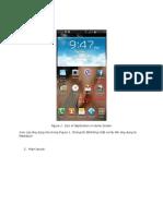 Thiết kế giao diện - màn hình các chức năng