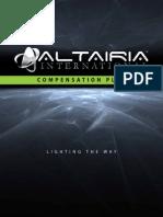 altairia compensation plan - current version