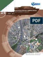Observatorio Criminalidad 2010-2011