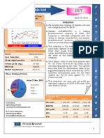 Alembic Ltd Equity research Report