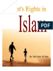 Parent's Rights in Islam