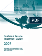 Southeast Europe Investment Guide
