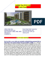 The OVO life Undri Pune Seem to be Feasible Options for Residential Property