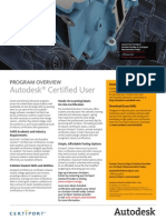 Autodesk Data Sheet