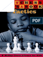 The Chess Kids Book of Tactics