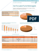 Preqin INFSL May 2013 Debt Managers