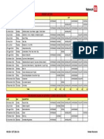 HOLIDAY LIST 2014