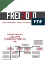 Presentación FREI CUATRO