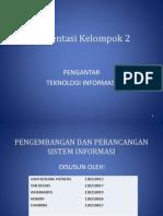 Presentasi Kelompok 2-2