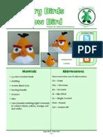 Angry Birds - Yellow Bird