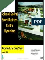 CII Sohrabji Godrej Green Business Centre-Case Study