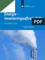 EIA Energielijst 2014