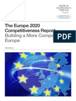 Europe 2020 Competitiveness Report 2012