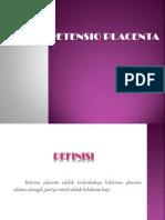Retensio Placenta