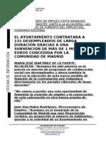 Nota Rueda Informativa Con Viceconsejero de Empleo