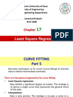 Ch17 Curve Fitting
