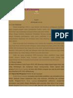 Contoh Laporan PKL Di PLN APJ Semarang