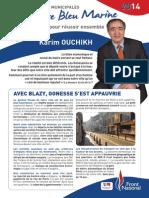 Gonesse Bleu Marine Tract Economie 2