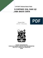 Tugas 2 Sistem Basis Data