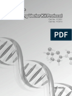 YC001-yT&a Cloning Kit-User Manual