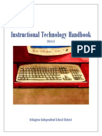 ITD Handbook 2010-11