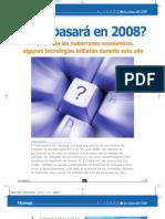 Claves tecnológicas 2008