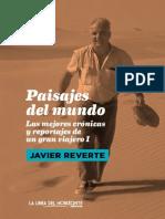 Paisajes del Mundo. Muestra PDF Por Javier Reverte