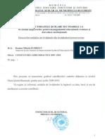 Program Consfatuiri Bucuresti 2009 - 2010