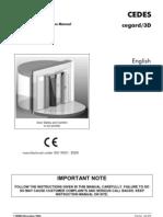 Cegard3D Manual