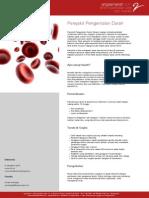 Angsamerah   Penyakit Pengentalan Darah