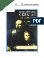 Cebrian, Juan Antonio. El Mariscal de Las Tinieblas