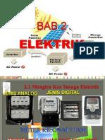 Tarif Elektrik