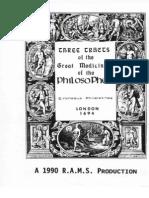 Philalethes Original