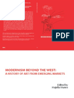 Modernism Beyond the West eBook