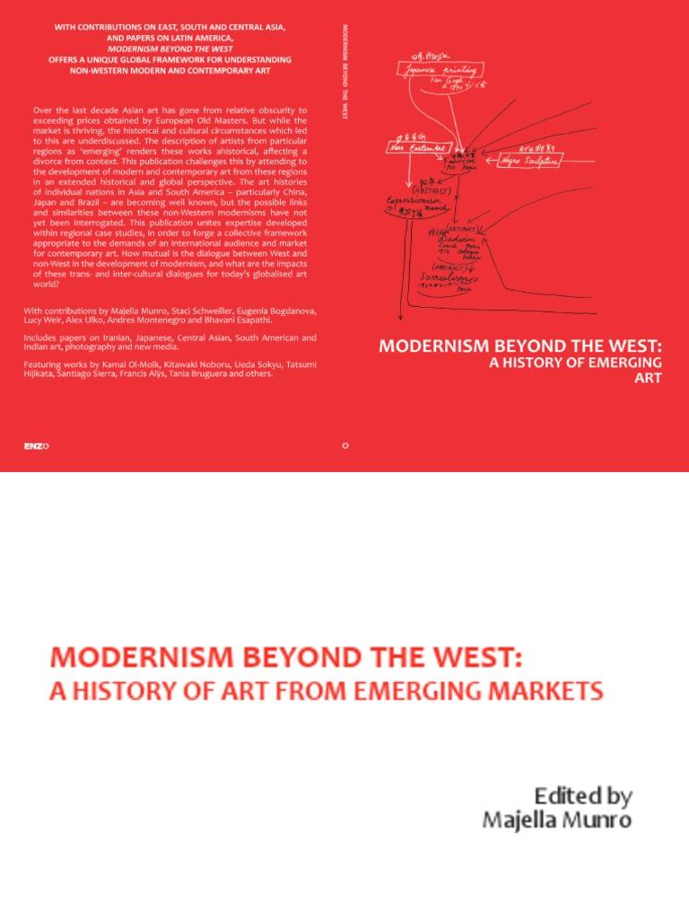 d429f469344 Modernism Beyond the West eBook