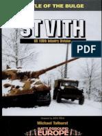 Battleground Europe Battle of the Bulge St Vith