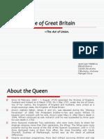 Queen Anne of Britain