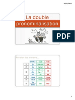Double Pronominalisation