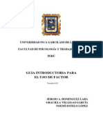 Manual de Factor Esp