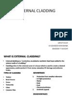 external cladding