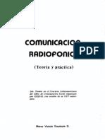 LIB. COMUNICACION RADIOFONICA Teoria y Practica - Marco Vinicio Escalante