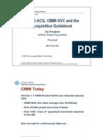 CMMI-ACQ & -SVC