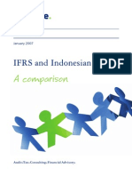 Perbandingan PSAK Dgn IFRS Menurut Deloitte