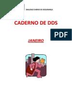 Caderno Dds Janeiro