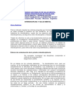 Stolkiner Interdisciplina y Salud Mental Texto Final