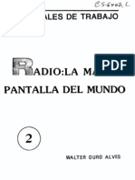 LIB. LA RADIO LA MAYOR PANTALLA DEL MUNDO – Walter Ouro Alves